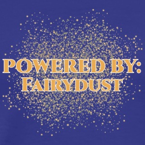 Fairy Tale: Powered by Fairydust - Fairy dust - Men's Premium T-Shirt