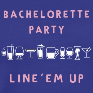 Bachelorette Party - Men's Premium T-Shirt