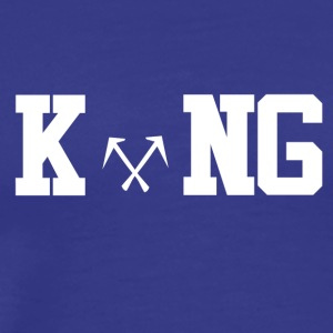 King Koenigmeister Roofers png - Men's Premium T-Shirt