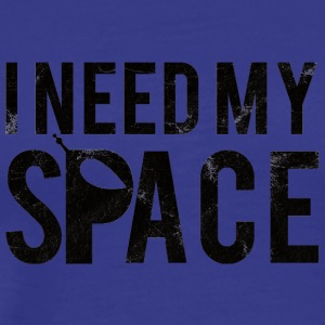 Alien / Area 51 / UFO: I Need My Space - Mannen Premium T-shirt