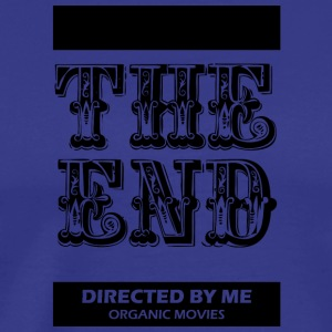Theendmovie blak - Men's Premium T-Shirt