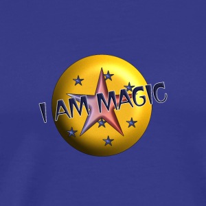 I AM Magic1 - Men's Premium T-Shirt