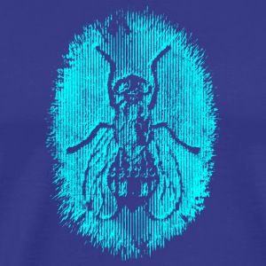 Fly Turquoise - Men's Premium T-Shirt