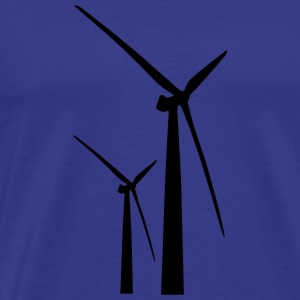 wind energy - Men's Premium T-Shirt