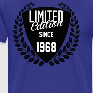 Limited Edition sinds 1968 - Mannen Premium T-shirt