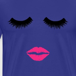 Beautician. Make up artist, Beauty Salon. - Men's Premium T-Shirt