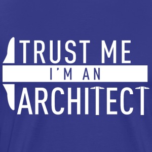architect Architecture - Men's Premium T-Shirt