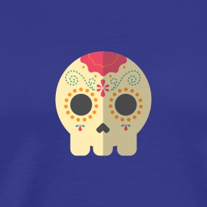Skull of Mexico - Men's Premium T-Shirt