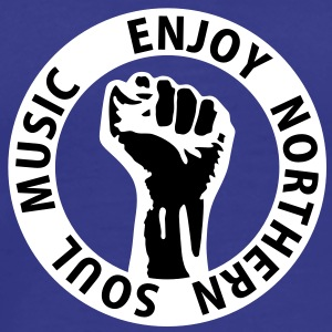 2 colors - Enjoy Northern Soul Music - nighter keep the faith
