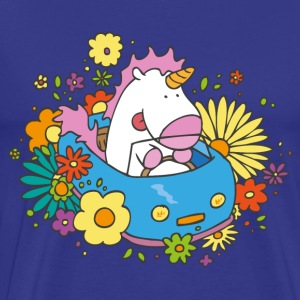 Unicorn Convertible - Männer Premium T-Shirt