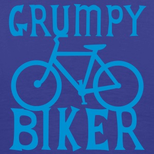 GRUMPY BIKER bicycle funny cycling
