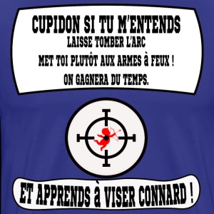 cupidon, si tu m'entends...