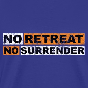 No Retreat No Surrender vintage