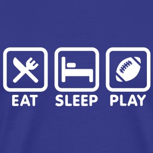 Eat Sleep Play Rugby / Football