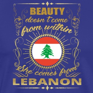 Beauty comes from princess LEBANON gift queen