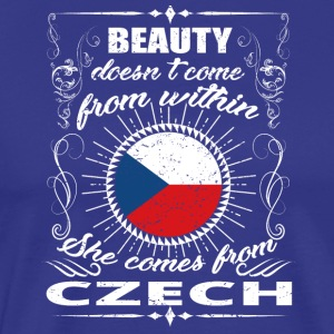 beauty comes from CZECH png