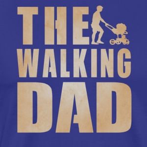 the walking dad baby