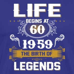 Life Begins At 60 1959 The Birth Of Legends