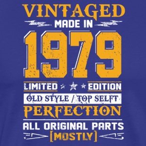 Vintaged Made In 1979 Limited Editon