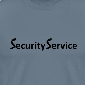 Security Service - Männer Premium T-Shirt
