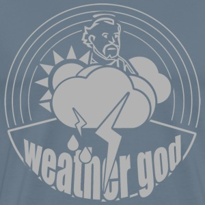 weather god - Männer Premium T-Shirt