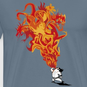 Fire-eater - Men's Premium T-Shirt