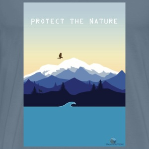 Protect Nature - T-shirt Premium Homme