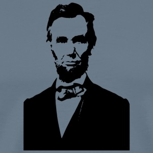 Abraham Lincoln US - Men's Premium T-Shirt