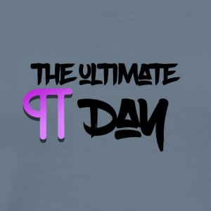 Den ultimte Pie Day - Premium-T-shirt herr