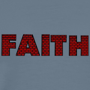 Faith Mauer - T-shirt Premium Homme
