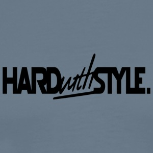 Hard With Style HAIRSTYLE - Camiseta premium hombre