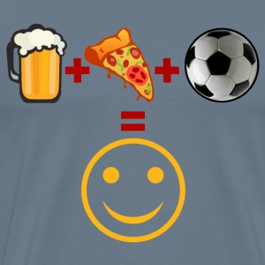 biere pizza foot football sourire smile humour alc