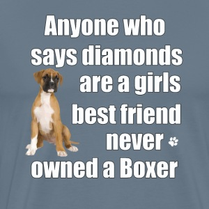 Boxer Dog Womens - Chiunque dica diamanti