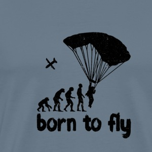 Evolution Skydiving - born to fly