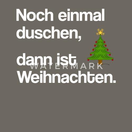 Lustiger Spruch Weihnachten Duschen Santa Geschenk Von Addc