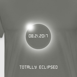 Totally Eclipsed- 08.21.2017 - Männer Premium T-Shirt