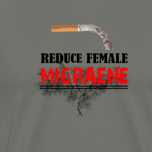 Advantage of smoking - Men's Premium T-Shirt