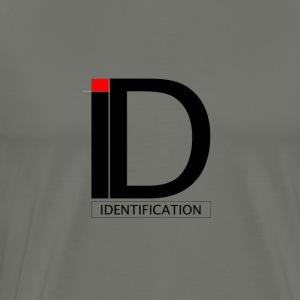 ID - Identification - Men's Premium T-Shirt