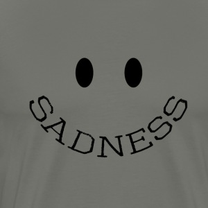 sadness? - Men's Premium T-Shirt