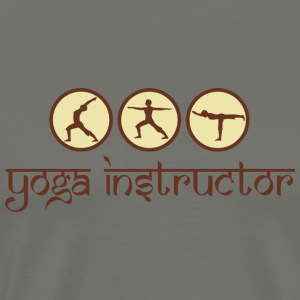 Yoga Instructor - Men's Premium T-Shirt
