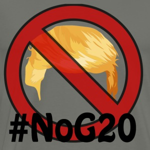 NoG20 Trump - Premium-T-shirt herr