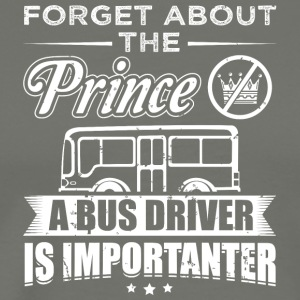 Busdriver FORGET PRINCE - T-shirt Premium Homme