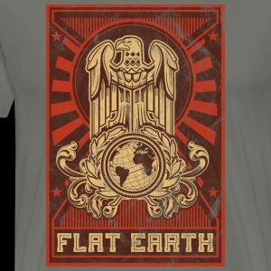 Flat Earth propaganda