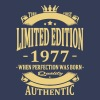 Limited Edition 1977 - Herre premium T-shirt