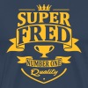 Super Fred - T-shirt Premium Homme