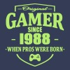 Gamer Since 1988 - Herre premium T-shirt