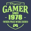 Gamer Since 1978 - Herre premium T-shirt