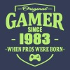 Gamer Since 1983 - Premium-T-shirt herr