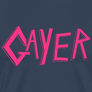 Gayer Slayer - T-shirt Premium Homme