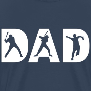 DAD - Herre premium T-shirt